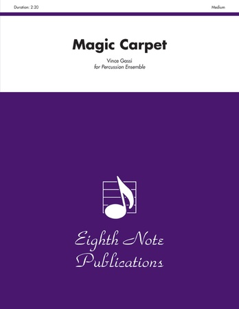 Magic Carpet - Percussion Ensemble