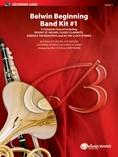 Belwin Beginning Band Kit #1 - Concert Band
