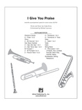 I Give You Praise - Choral Pax