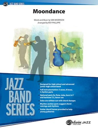Moondance: Guitar Chords: Van Morrison | Jazz Ensemble Sheet Music