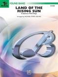 Land of the Rising Sun (A Japanese Folk Trilogy) - Concert Band