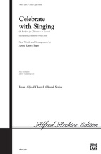 Celebrate with Singing - Choral
