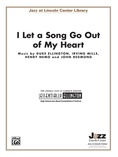 I Let a Song Go Out of My Heart - Jazz Ensemble