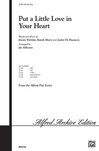 Put a Little Love in Your Heart - Choral