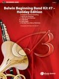 Belwin Beginning Band Kit #7: Holiday Edition - Concert Band