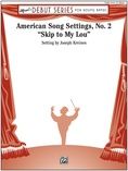 American Song Settings, No. 2 - Concert Band
