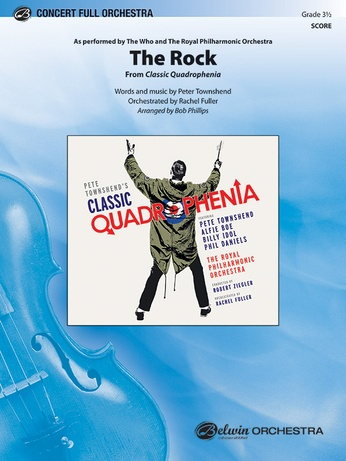 The Rock (from Classic Quadrophenia) - Full Orchestra