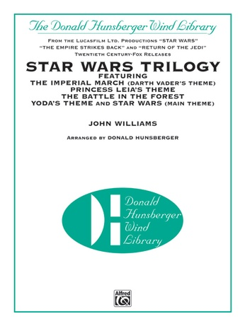 Star Wars® Trilogy - Concert Band