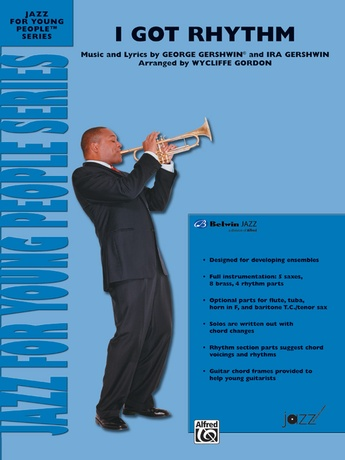 I Got Rhythm: George Gershwin | Jazz Ensemble Sheet Music