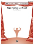 Regal Fanfare and March - Concert Band
