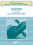 Can Can Basses - String Orchestra