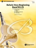 Belwin Very Beginning Band Kit #5 - Concert Band