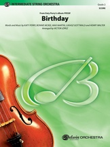 Birthday - String Orchestra