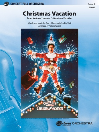 Christmas Vacation - Full Orchestra