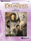 The Lord of the Rings: The Return of the King, Symphonic Suite from - Concert Band