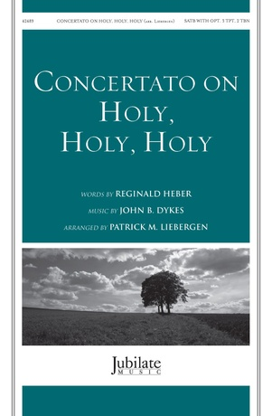 Concertato on Holy, Holy, Holy - Choral