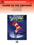 Alone in the Universe (from Seussical the Musical) - String Orchestra