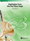 Star Wars® Saga, Highlights from the - Concert Band