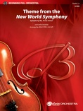 New World Symphony, Theme from the - Full Orchestra