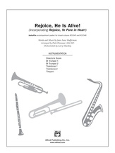 Rejoice, He Is Alive! - Choral Pax
