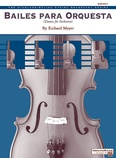 Bailes para Orquesta (For Two Solo Violins and String Orchestra) - String Orchestra