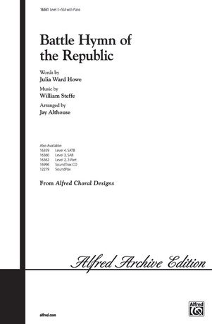 Battle Hymn of the Republic - Choral