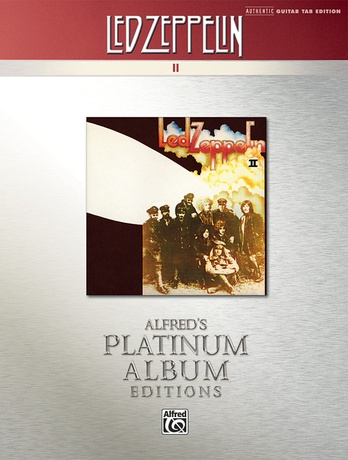 Ramble On: Led Zeppelin | Authentic Guitar TAB Sheet Music