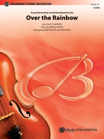 Over the Rainbow - String Orchestra