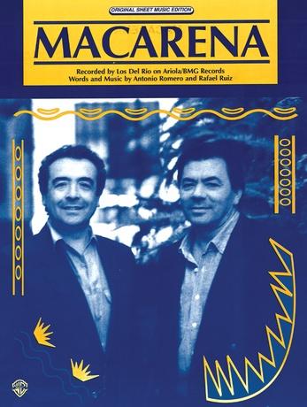 Macarena: Los Del Rio | Piano/Vocal/Chords Sheet Music