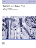 Secret Agent Sugar Plum - Concert Band