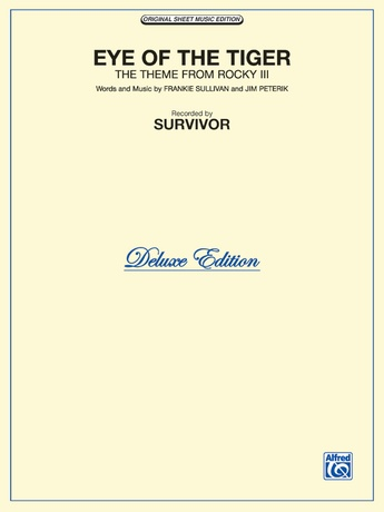 Eye Of The Tiger Theme From Rocky Iii Survivor Pianovocal