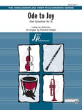 Ode to Joy from Symphony No. 9 - Full Orchestra