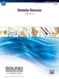 Stately Dances - Concert Band