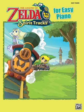 The Legend of Zelda™: Spirit Tracks Fanfare of the Spirit Tracks - Easy Piano