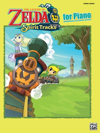 The Legend of Zelda™: Spirit Tracks Fanfare of the Spirit Tracks - Piano