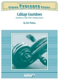Cabbage Countdown - String Orchestra