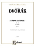 Dvorák: String Quartet in F, Op. 96 - String Quartet