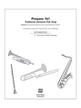 Prepare Ye! - Choir Accompaniment
