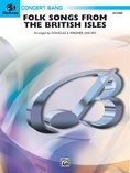 Folk Songs from the British Isles - Concert Band
