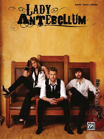 Can\'t Take My Eyes Off You: Lady Antebellum | Piano/Vocal/Chords ...