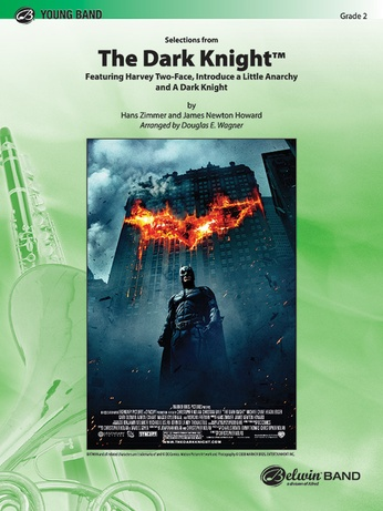 The Dark Knight, Selections from - Concert Band