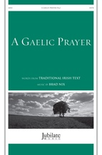 A Gaelic Prayer - Choral