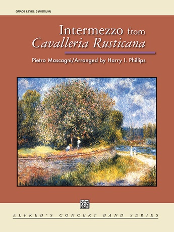 Intermezzo from Cavalleria Rusticana - Concert Band