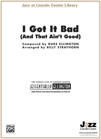 I Got It Bad - Jazz Ensemble